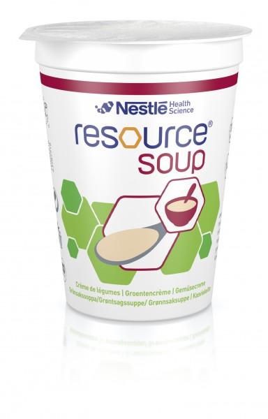 Nestlé Resource Soup Gemüsecreme (4x200ml)