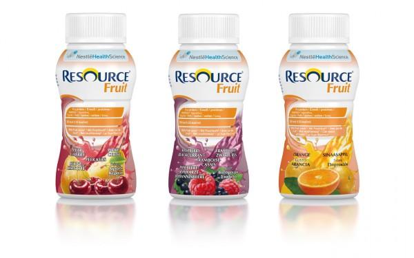 Nestlé Resource Fruit Mischkarton (6x200ml)