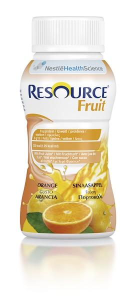 Nestlé Resource Fruit Orange (4x200ml)