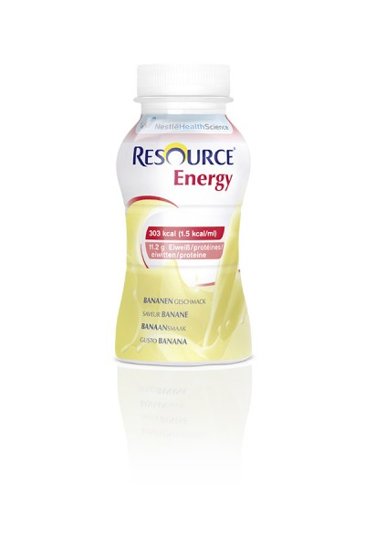 Nestlé Resource Energy Banane (4x200ml)