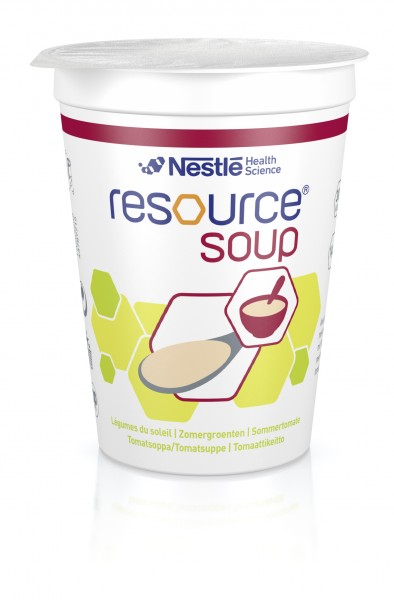 Nestlé Resource Soup Sommertomate (4x200ml)
