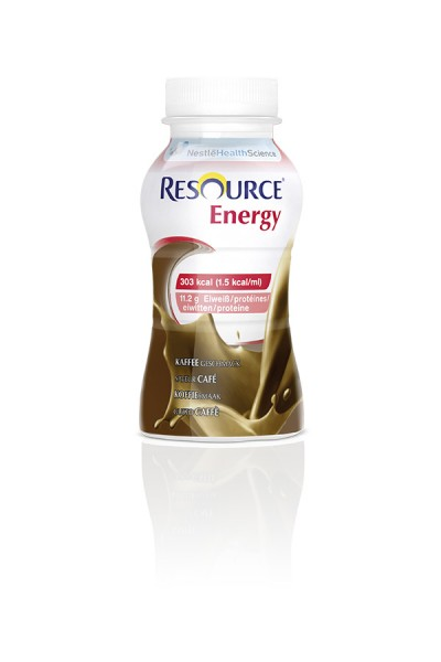Nestlé Resource Energy Kaffee (4x200ml)