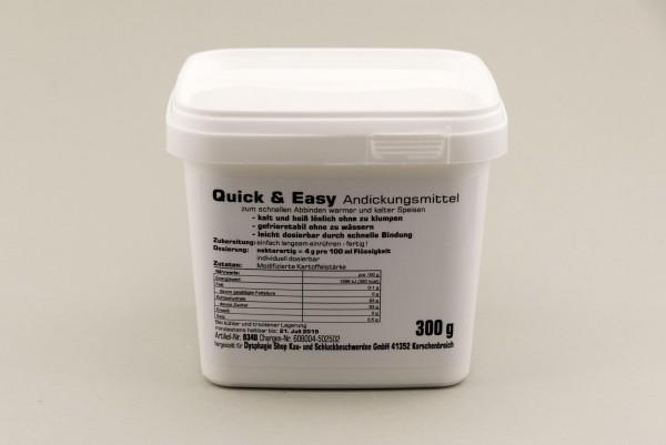 Quick & Easy Andickungsmittel